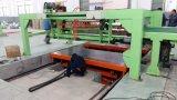 Machine de coupe transversale pour bobine en aluminium et acier inoxydable