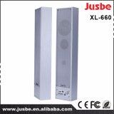 Sistema 30W di PA dell'aula di Jusbe XL-660 altoparlante attivo dell'altoparlante di 4 di Ohm multimedia della colonna con la radio di FM e del USB