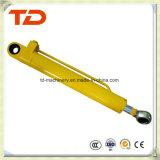 Cilindro do petróleo do conjunto do cilindro hidráulico do cilindro da cubeta de Doosan Dh220-3 para peças sobresselentes do cilindro da máquina escavadora da esteira rolante