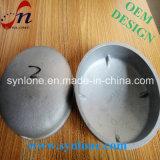 Алюминиевая крышка с отливкой песка для коробки передач