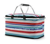 Sacchetto Colourful del dispositivo di raffreddamento dell'organizzatore del sacchetto di picnic