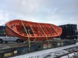 Open GRP Life Boat with Lifeboat Davit CCS/BV/ABS/Ec Approved