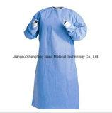 Tessuto non tessuto medico per gli abiti chirurgici