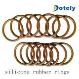 Aislamiento de los anillos o del caucho de silicón