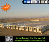 Wellcamp Pre-Hizo el hogar prefabricado del envase de la oficina