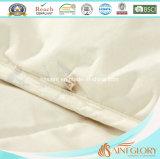 Comforter caldo di lusso delle lane di vendita del tessuto di seta