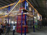 Dynamicdehnungs-Seil, das populäre Spiel-im Freienspielplatz (YL-TZ006, klettert)