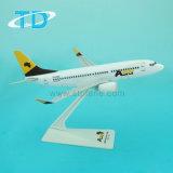 Modello di plastica dell'aeroplano delle repliche della livrea 1/200 16cm di B737-700 Asky