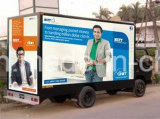 Weergave Trailers Grote Adverteren LED scherm Truck Mobile Display