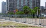 Haohan 우아한 회색 산업 주거 안전 정원에 의하여 직류 전기를 통하는 강철 담 15