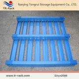 Paleta de acero modificada para requisitos particulares para el estante del almacenaje del almacén