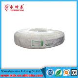 Câble souple de cuivre de gaine de PVC de faisceau de faisceau de Rvv 2