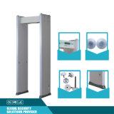 6 metal detector del blocco per grafici di portello del livello di obbligazione di zone 20