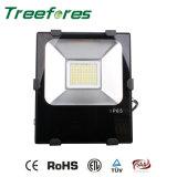 IP65 10W 20W 30W 50W 70W 100W SMD LED Garten-Beleuchtung des Flut-Licht-80ra LED