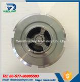 Válvulas de verificação sanitárias de Nrv do aço inoxidável
