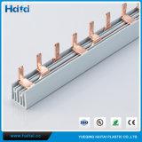 Тип электрический медный шинопровод высокого качества Pin/U Haitai