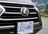 Epoxy voor het VoorKenteken van het Embleem van het Embleem van de Auto van het Traliewerk Lexus voor Es350h