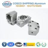 Perfil de alumínio da extrusão com vário fazer à máquina do OEM/revestimento (ISO9001: 2000 certificado & RoHS certificado)