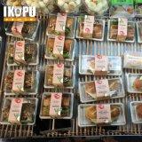 Bandejas biodegradables disponibles del acondicionamiento de los alimentos de la pulpa de la fibra