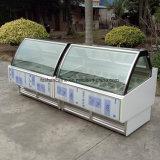Approvazione del Ce della vetrina B24 di Xsflg Gelato