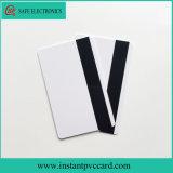 Cartão de venda quente do PVC da listra magnética do Inkjet