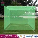 Llin Rectanqularの蚊帳か殺虫剤によって扱われる蚊帳