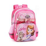 Schoolbag dos desenhos animados, sacos da trouxa da escola das crianças, trouxa da escola do estudante, trouxa bonito do ombro da escola
