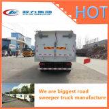 Camion de balayeuse de route de vide de haute performance