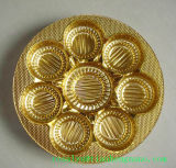 Любимчик металлизированный низкой ценой с золотом и серебром