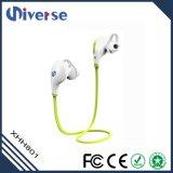 가격 Bluetooth 도매 다채로운 최고 이어폰, 이동 전화를 위한 Earbuds 무선 입체 음향 파란 이