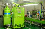 Máquina de formação de espuma do conjunto do plutônio única