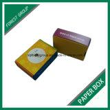 Коробка гофрированной бумага Matt белая для игрушек упаковывая и грузя