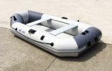船外モーターを搭載するセリウムの証明書2.7mの膨脹可能な漁船