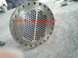 Подгонянный лист пробки Tubesheets ASTM B265 Gr2 Titanium для химического оборудования