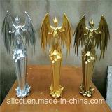 A impressão da elevada precisão 3D projeta faz o modelo do metal