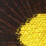 Polyester-Gewebe-Garn gefärbtes Jacquardwebstuhl-Gewebe-chemische Faser-gesponnenes Gewebe für Frauen-Kleid-volles Kleid-Mantel-Kind-Kleid-Ausgangsgewebe