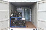 1000kgは釣処理のためのアイスキャンディーの破裂音メーカー機械をコンテナに詰めた