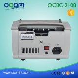 偽造が付いている自動銀行券のカウンター機械は機能Ocbc-2108を検出する