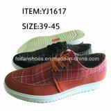 De recentste Schoenen van de Injectie van Mensen met de Toevallige Schoenen van Pu (FFYJ1223-08)