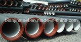 K9, das duktiles Eisen-Rohr für Frischwasserversorgung wirft
