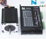 High Subdivision bajo nivel de ruido Stepping Driver para la máquina de corte