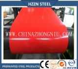 Tira de aço galvanizada Prepainted