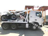 Cimc de Houten Aanhangwagen van de Vrachtwagen van het Logboek van het Registreren