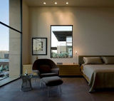 Стул отдыха комнаты самомоднейшей реплики мебели типа живущий с тахтой