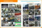 12V 200ah tiefe Schleife-Gel-Batterie, ISO-Cer Iec-Bescheinigungs-Gel-Marine-Batterie