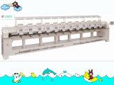 12 de hoofdMachine van het Borduurwerk van de Stijl van Bead&Sequin Barudan voor Gebruikte Industrie