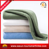 La manta de acrílico suave profesional personalizó la manta coralina teñida las mantas del paño grueso y suave