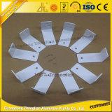 Alliage d'aluminium de processus de commande numérique par ordinateur d'OEM pour la décoration moderne de meubles