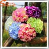 Heiße Verkaufs-Qualität, die Kunstseide-Blumen Wedding ist
