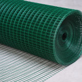 Vendita calda saldata ricoperta PVC della rete metallica di iso 9001